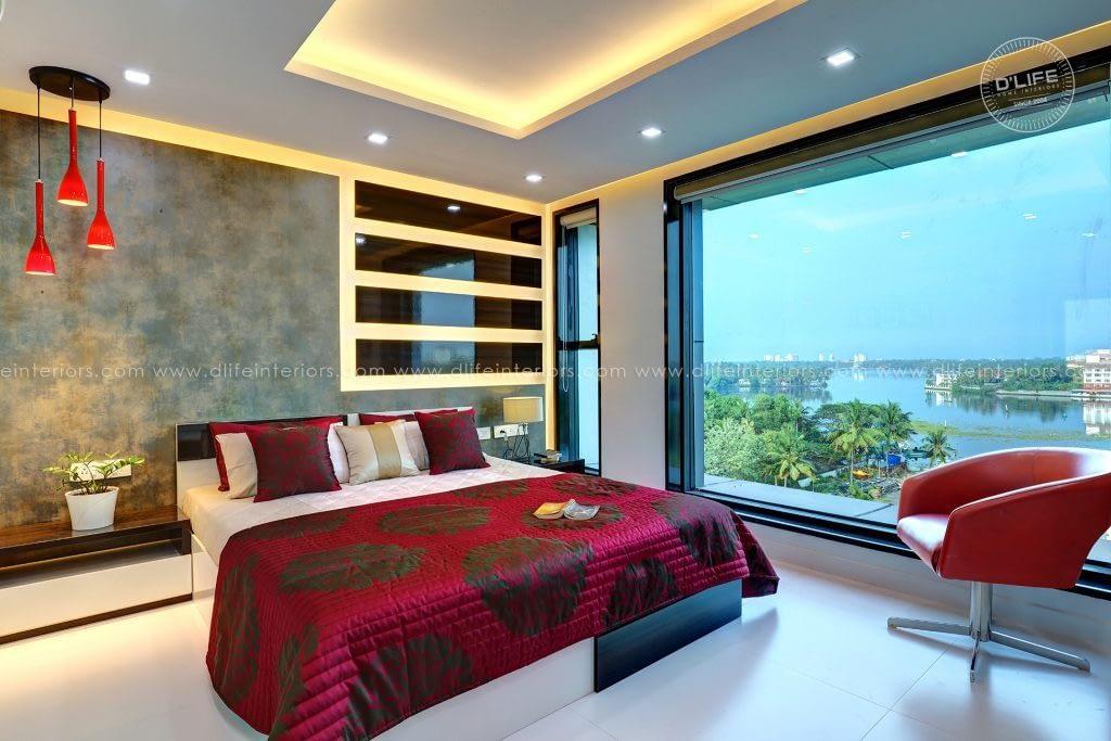 Priyadrashan home interiors kochi