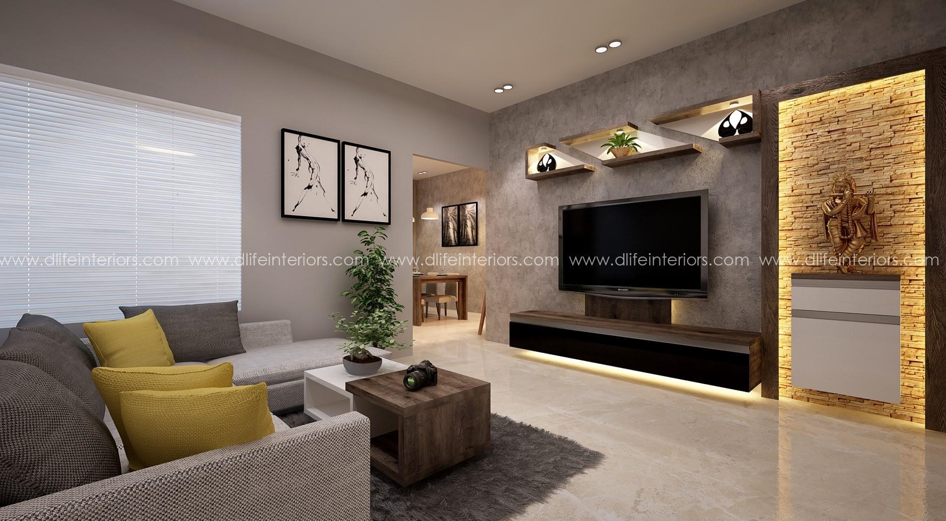 home interiors in trivandrum
