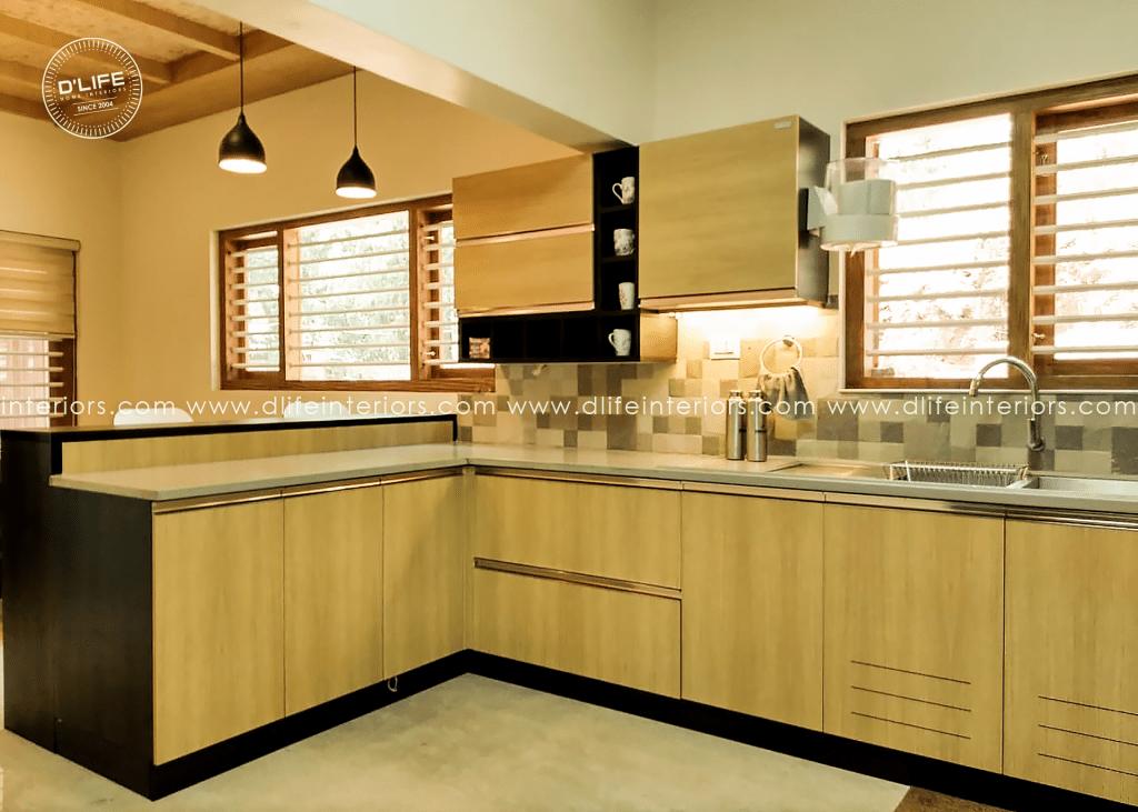 Modular kitchen by vastu