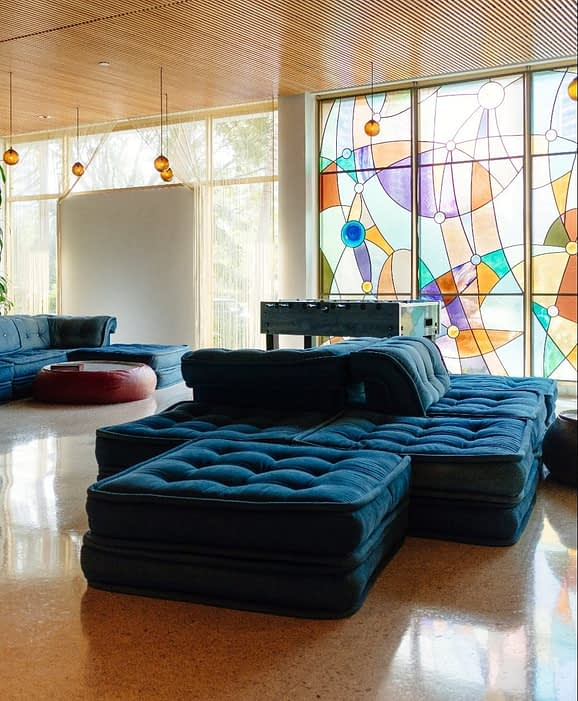 Expandable Sofa-cum-Bed