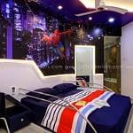 Kids room interior designs in kochi