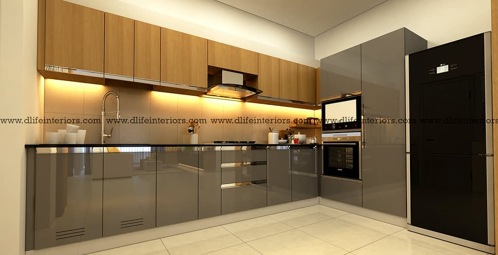 Customized Modular Kitchen in Kochi, Kerala
