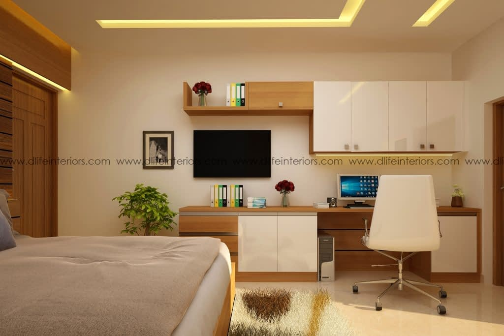 study-room-for-children-DLIFE-Home-Interiors-in-Kochi-Kerala-and-Bangalore-