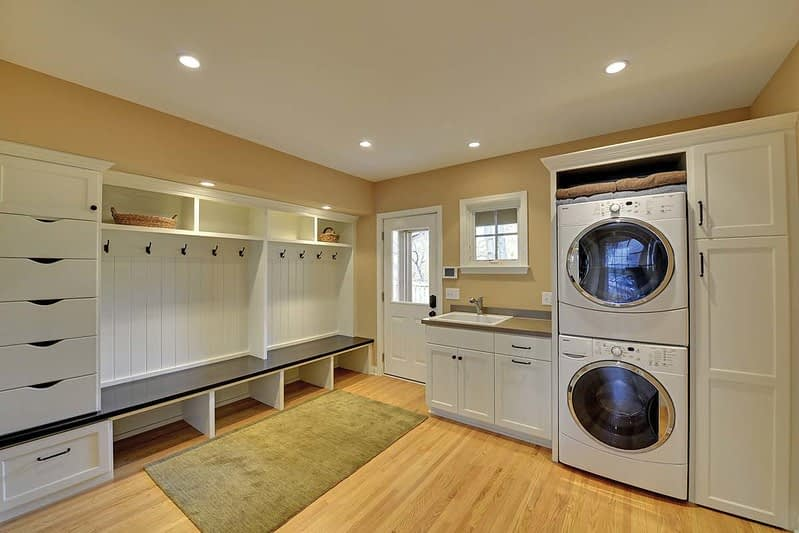 How to Create and Maintain a Laundry Room at Home