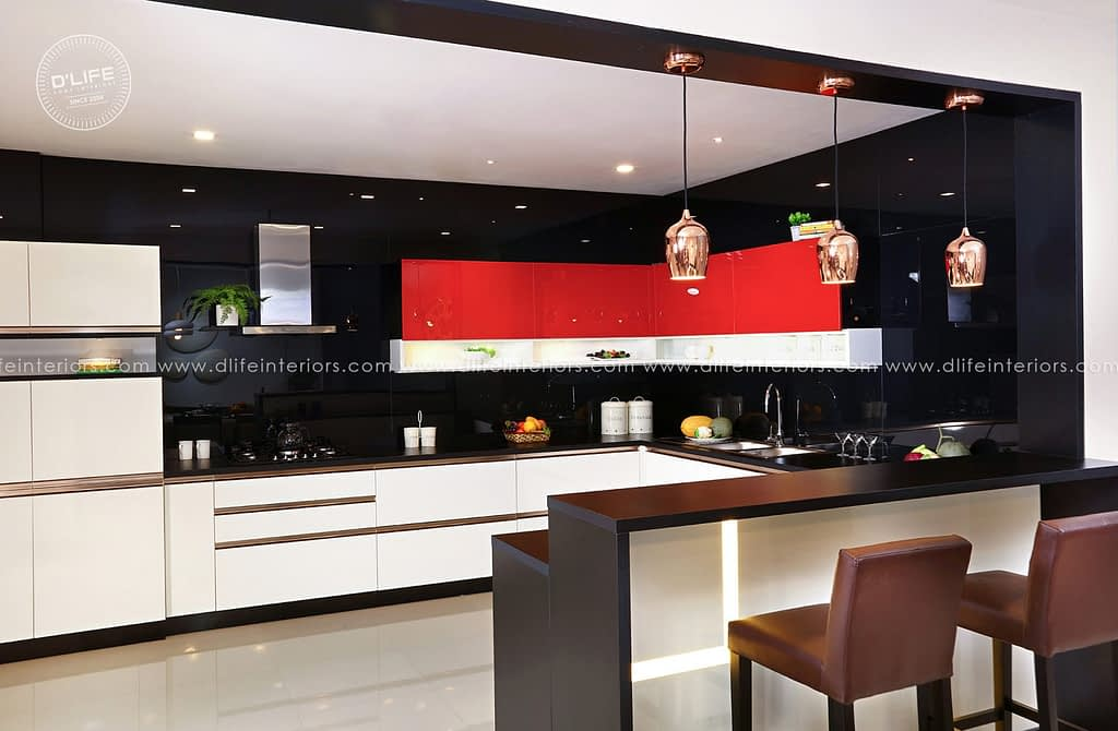 Contemporary-modular-kitchen-design-with-breakfast-counter-1536x1005