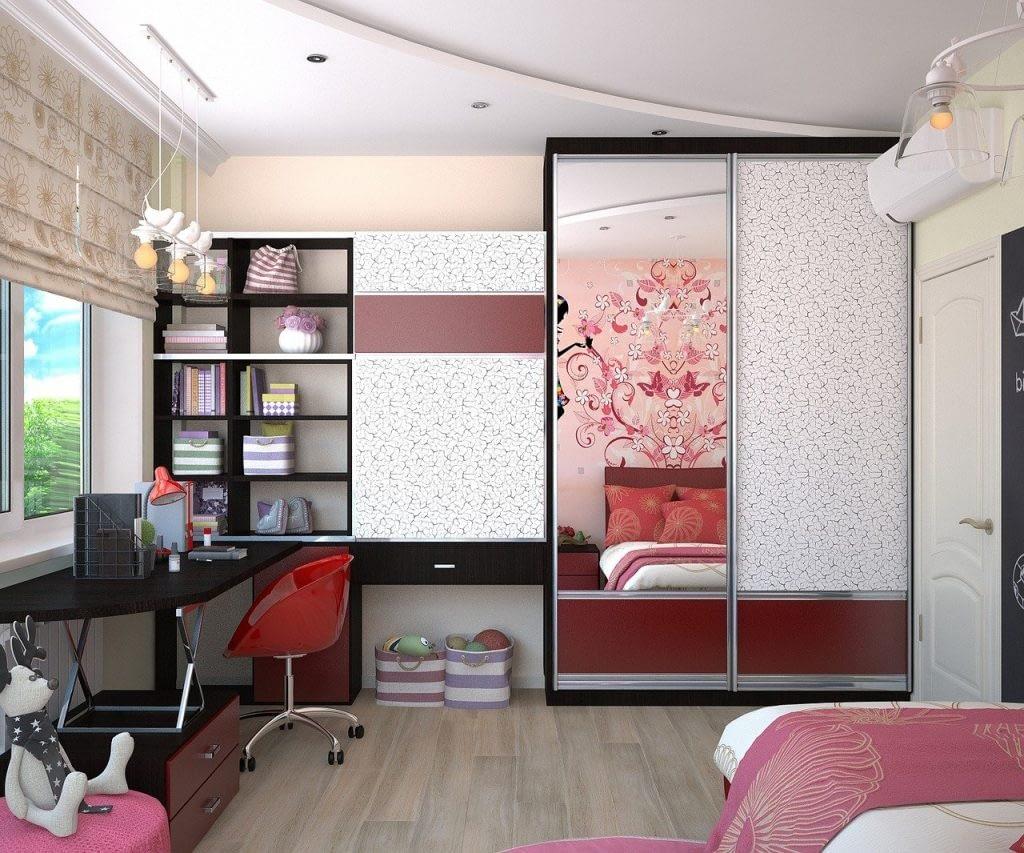 Interesting-Ideas-for-Creating-Girls-Bedroom-Interiors-2-1024x853-1