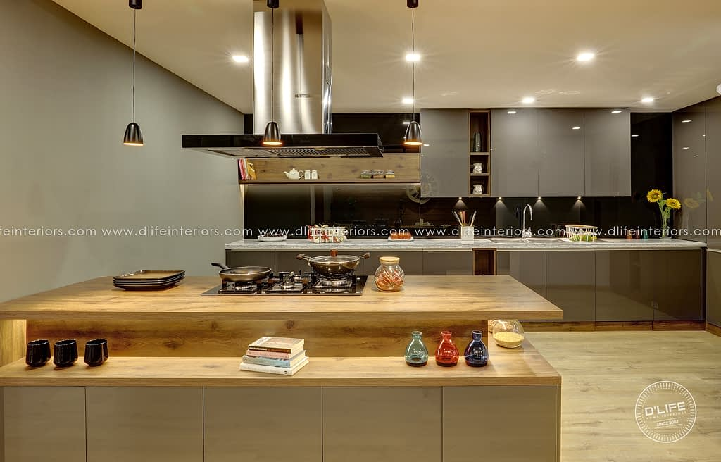 Modular kitchen design in Bengaluru