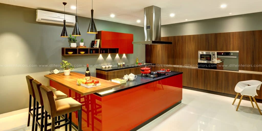 modern kitchen design bangalore
