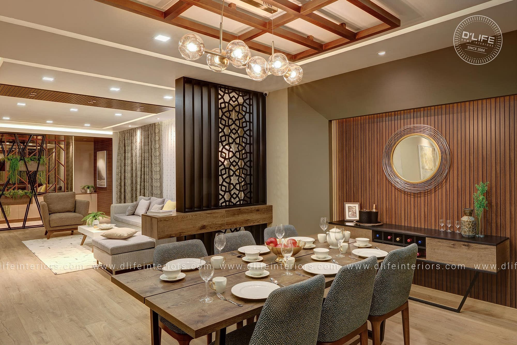 trendy-dining-room-design-kerala