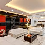Flat interior design in Kochi