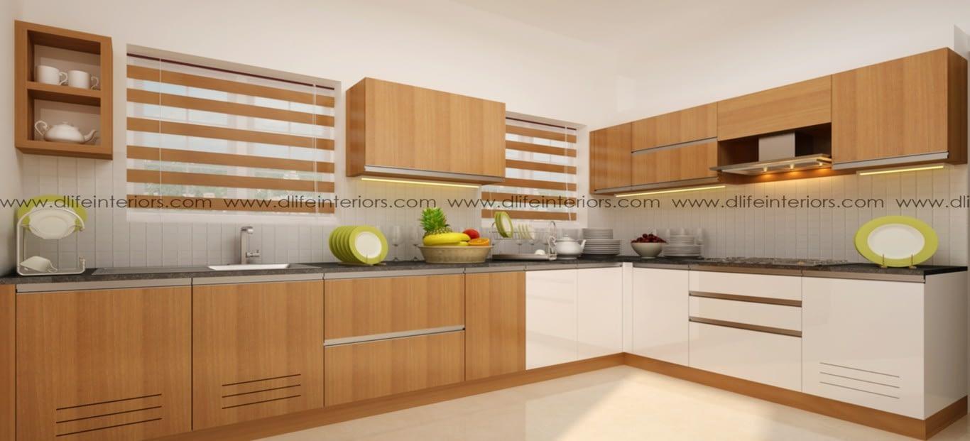 9+ Stainless Steel Modular Kitchen Designs Trivandrum