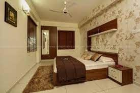 modern 3BHK apartment interiors in kochi
